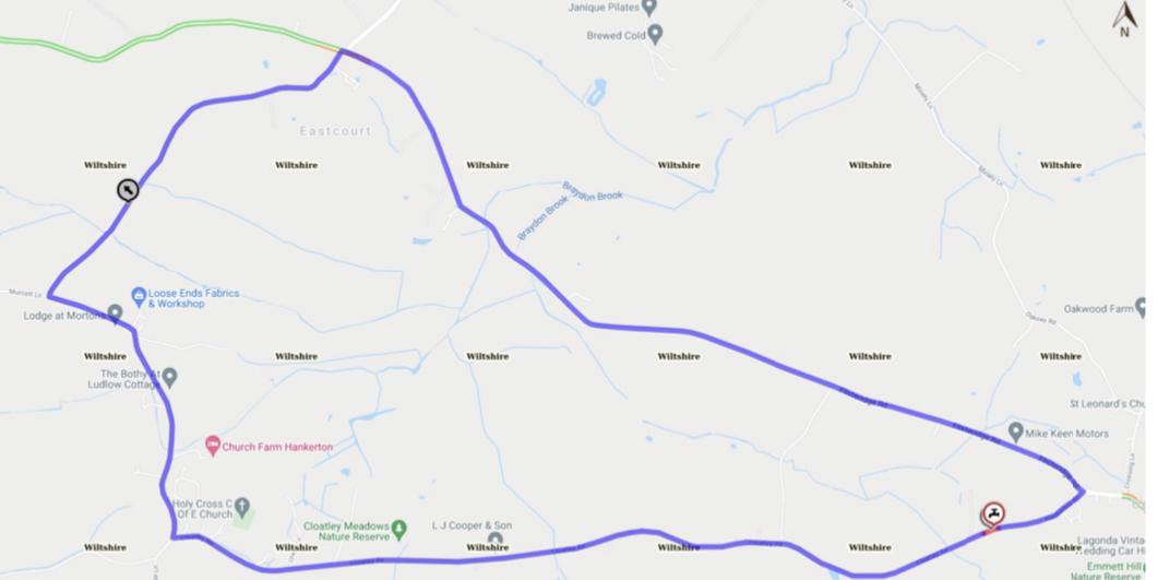 16-Sept TTRN road closure